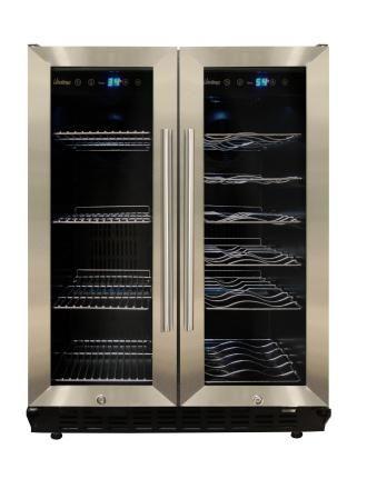 Vinotemp VT-36 Front Venting Wine and Beverage Cooler
