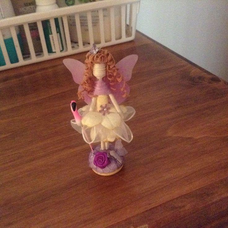 Toothpick fairy