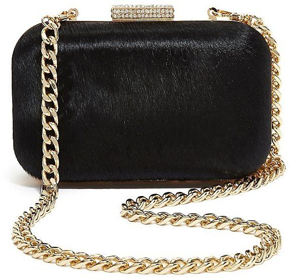 GUESS by Marciano Ponyhair Minaudiere on shopstyle.com