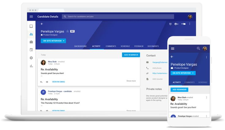 Google Launches Hire, a New App for Talent Hunting