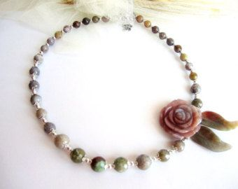 italian floral necklaces - Google Search