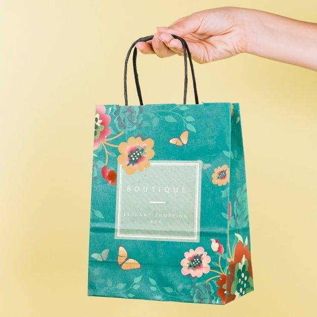 Download Hand Holding Shopping Bag Mockup Bag Mockup Paper Bag Design Photoshop Mockup Free