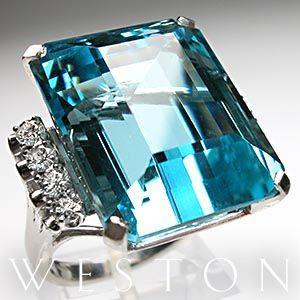 $15000 34 ct aquamarine