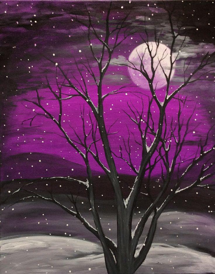 Mystical Snowfall