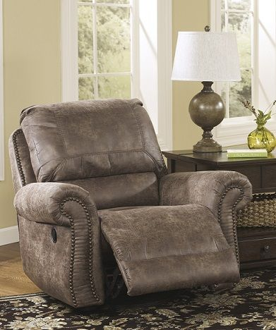 Bradley's Furniture Etc. - Rustic Reclining Sofas and Recliners