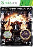 Saints Row IV: National Treasure Edition - Xbox 360, Multi