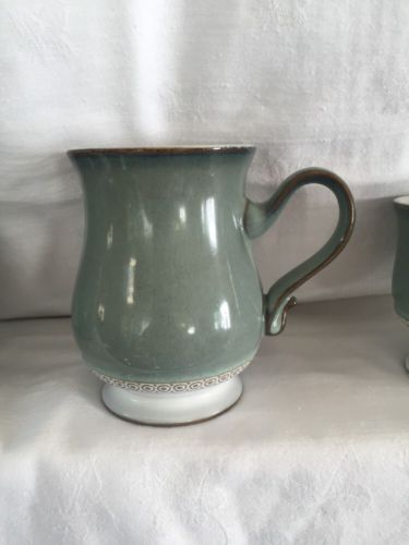 #Denby #venice 4.5 inch tall #craftsman mug,  View more on the LINK: http://www.zeppy.io/product/gb/2/291508096794/