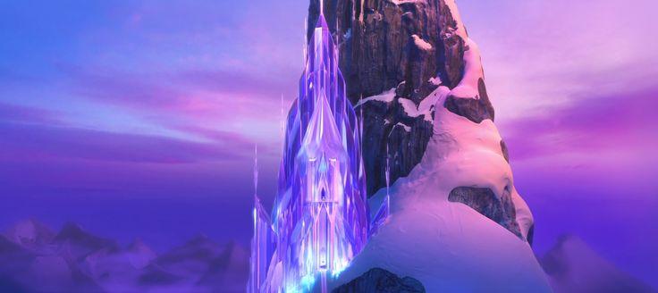 elsa's ice castle - Google Search