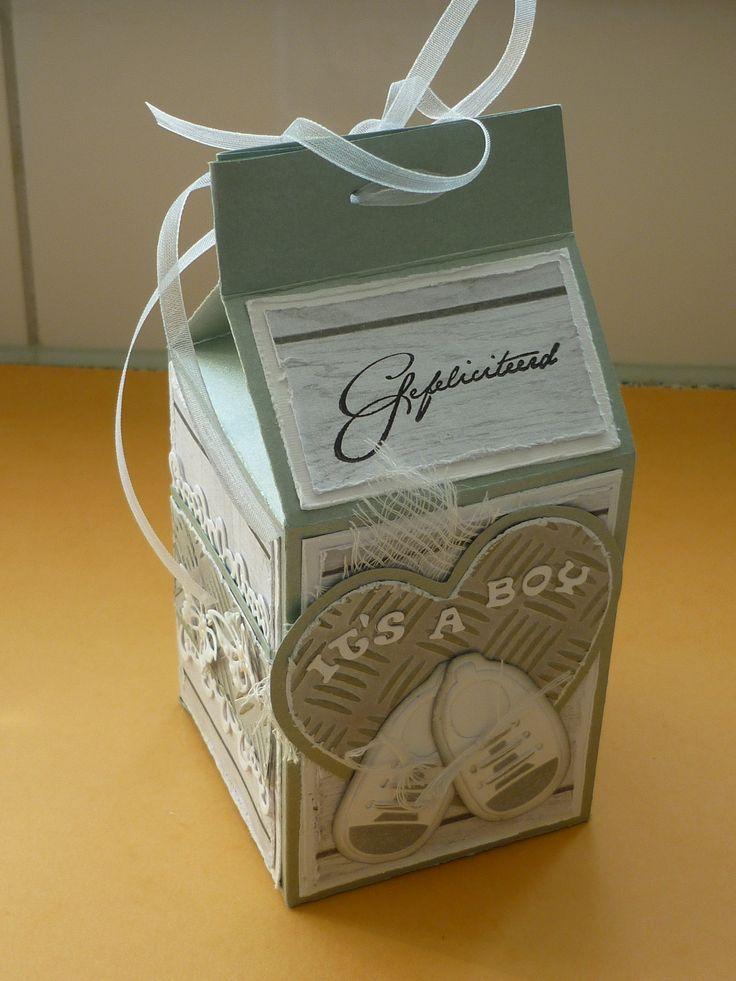 Dutch Doobadoo melkpak box art