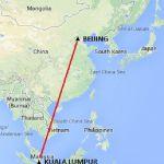 Malaysia Airlines Berpenumpang 227 Dikabarkan Hilang Pada Sabtu Pagi