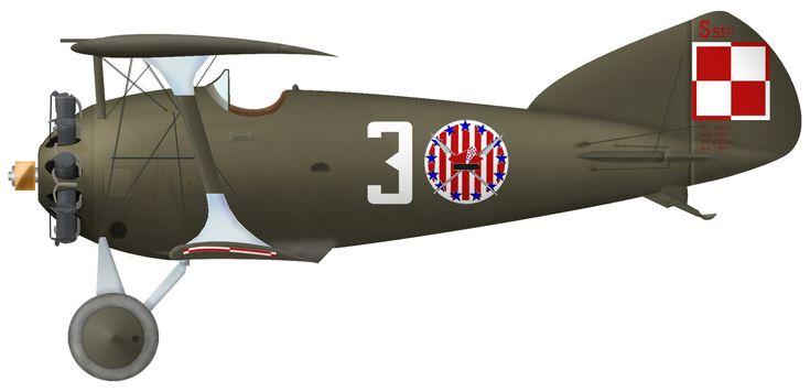 Jeremak i jego świat: Samoloty eskadry kościuszkowskiej: dwupłatowce