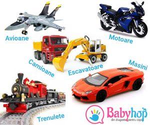 BabyHop este un magazin care ofera jucarii, jocuri si articole copii, jucarii licentiare pentru baietei, fetite si bebelusi. www.mycashback.ro/magazin/1166/babyhop