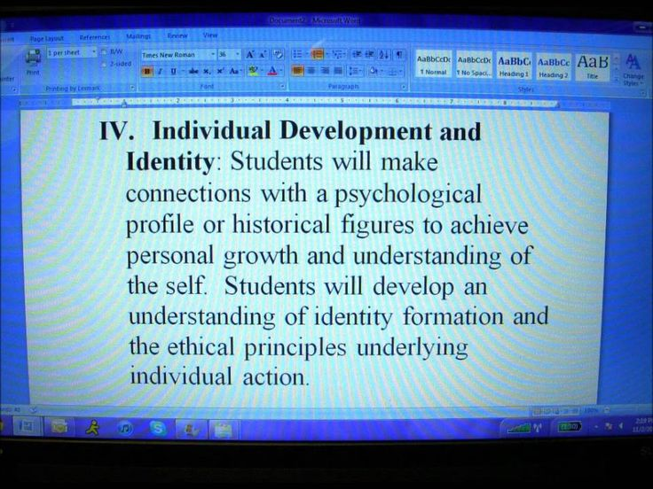 National Council for the Social Studies Standards This clip defines culture, time continuity and change, environment, individual development, authority, and society.