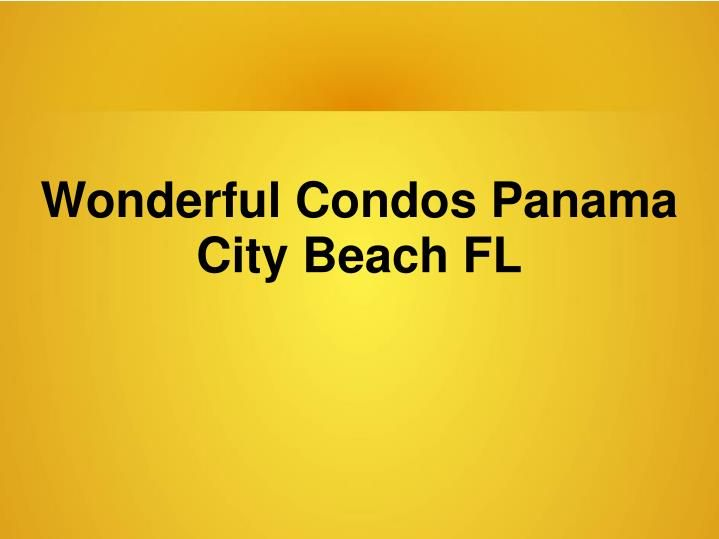 Find the wonderful #condos #Panama #City #Beach #FL for vocation where available everything according to your need. Get more information from http://aqua-gulf.com.\n