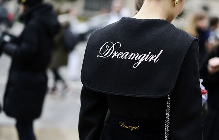 Streetstyle before Chanel Fashion Show Winter 17/18. #pfw #streetstyle #fashion #runways #chanel