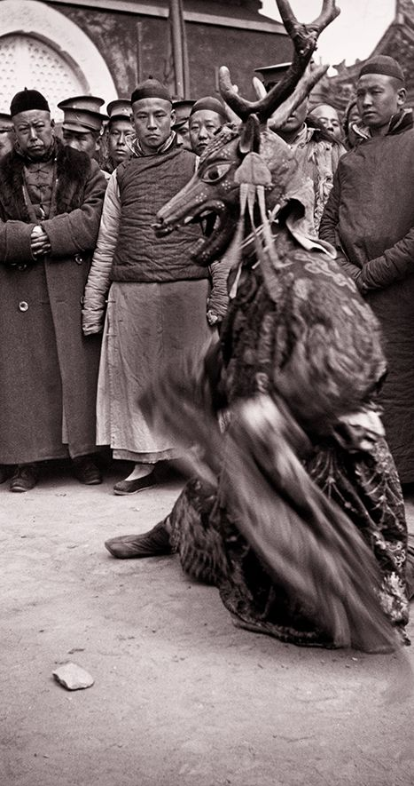 Shaman dancers, coolies and suffragettes: rare photos of 1900s Beijing discovered from Austrian archive | South China Morning Post