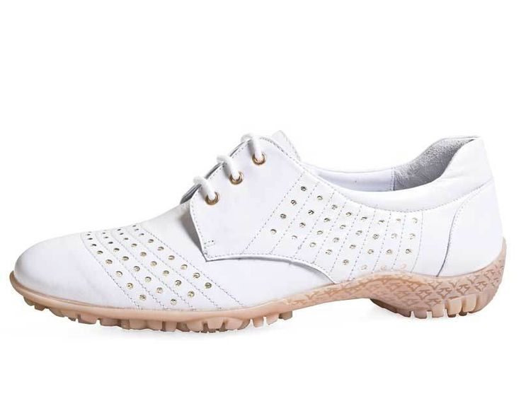 Walter Genuin Mens Golf Shoes