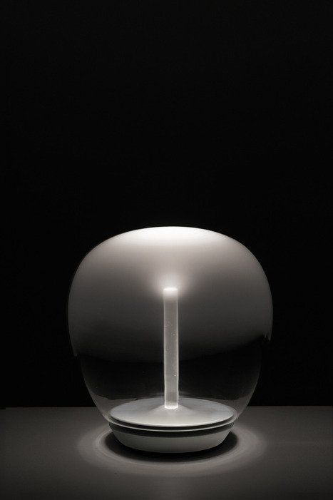 #wantoftheday Awesome Dome Led Lamp #DeskLamp #ConceptualLamp #DesignLamp @idlights