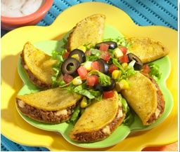 Sunflower #TacoSalad - A Jose Ole and kids meal favorite! #Delicious!!