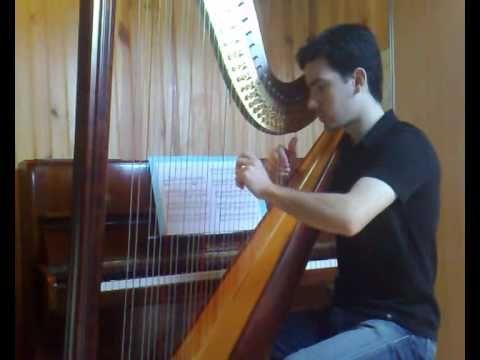 Chrono Trigger - Wind Scene on harp