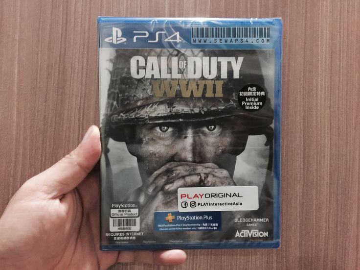 ‪Sewaps4.com & Call of Duty WW2 are perfect match #rentalps4 #rentalps3 #ps4harian #sewaps3 #sewaps4 #CallofDuty‬