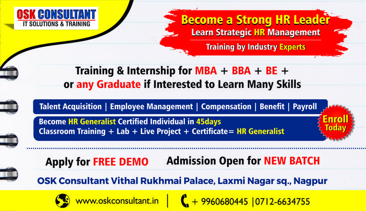 Hurry Up To Get Training And Internship For Mba Bba Be Or Any Graduation Having Interest To Learn Hr Skills Marketing Courses Employee Management Hr Management