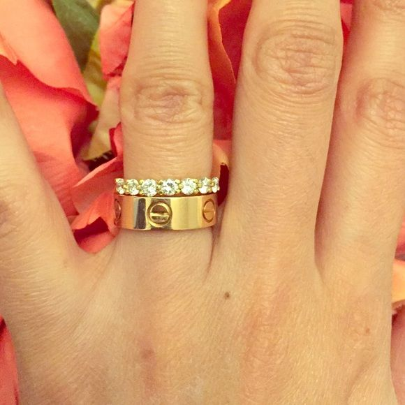 Best 25+ Cartier love ring ideas on Pinterest