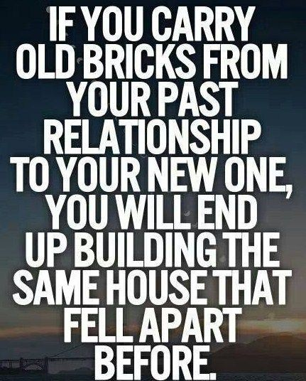 How To Stop Dwelling On Past Relationships