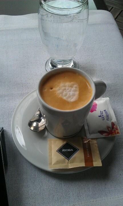 Cafeea pe victoriei