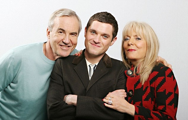 Larry Lamb (Mick) and Alison Steadman (Pam) played Gavin's loveable Essex parents on Gavin and Stacey (BBC)