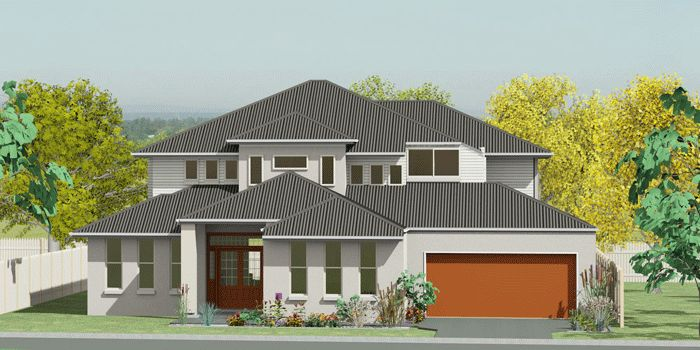 Ironbark highst house plans free custom home design for Highset house plans