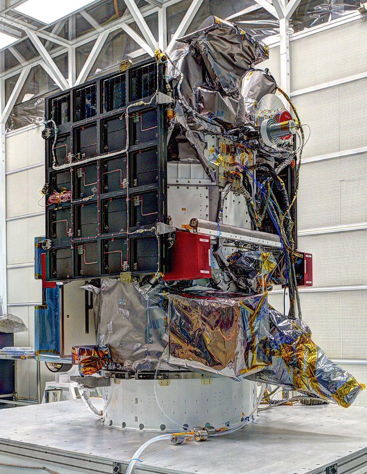 DSCOVR: Deep Space Climate Observatory