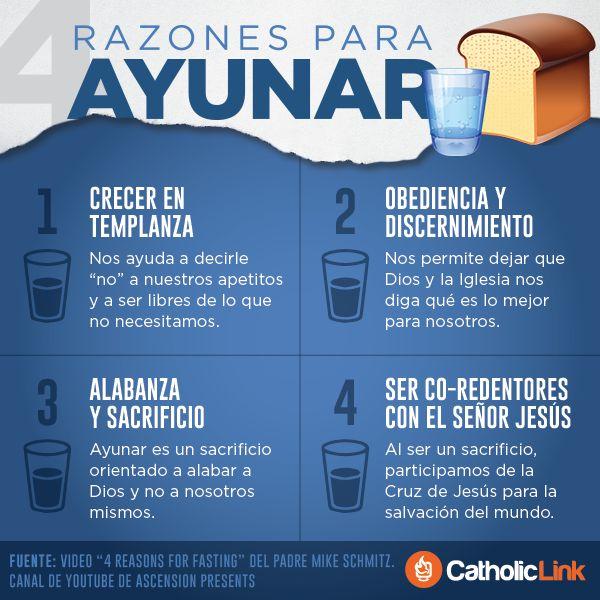 Biblioteca de Catholic-Link - Infografía: 4 razones para ayunar                                                                                                                                                                                 Más