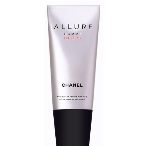 Chanel ~ ALLURE HOMME SPORT AFTER SHAVE MOISTURIZER (3.4 FL. OZ.)