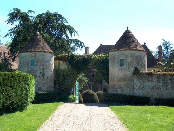 Photo: Manoir de Vacheresse - Yvelines - France