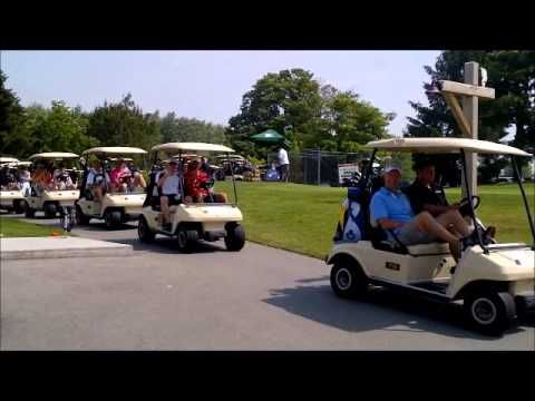 Golf Tournament 2014 - YouTube