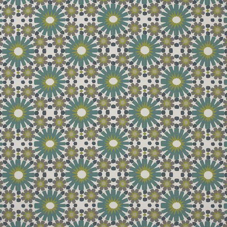 Warwick Fabrics : CASABLANCA LAGOON