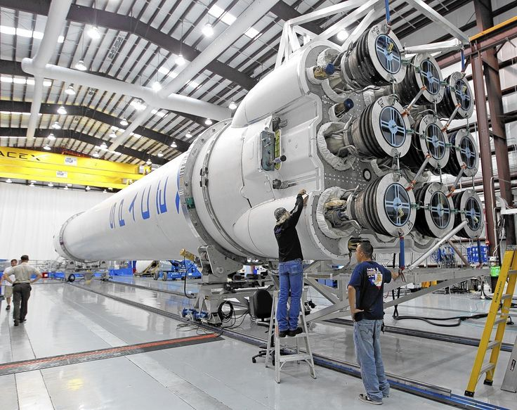 Air Force certifies SpaceX Falcon 9 flights