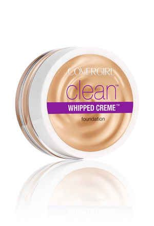 CoverGirl Clean Whipped Creme Foundation $7.79 | 22 Cheap Answers To Pricey Beauty Products