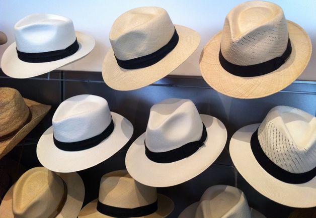 Stetson Panama Hats for Spring 2013 - European Fashion Week: Fashion Shows: GQ