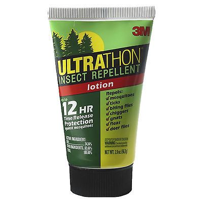 Ultrathon by 3M Insect Repellent Splash Resistant 12 Hr Mosquito Tick Lotion 2oz