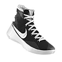 competitive price c557a 5e1cc ... Nike Hyperdunk 2015 Elite iD men s basketball shoe (Black White) ...