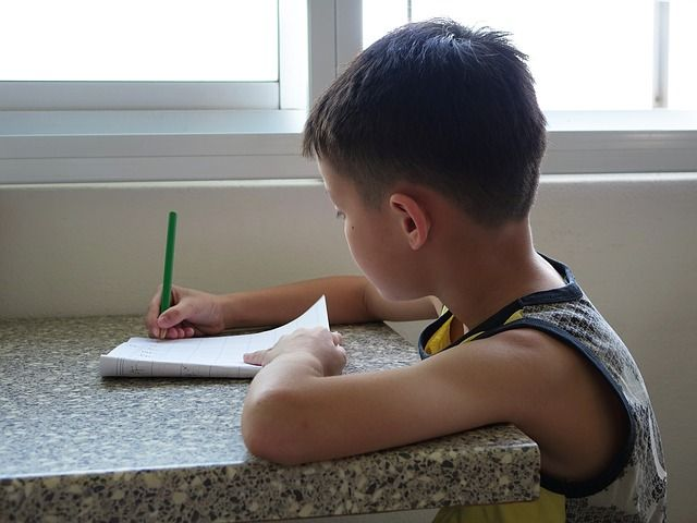 Don't be held captive by your child's homework. Be free. Apply these tips. Parenting.