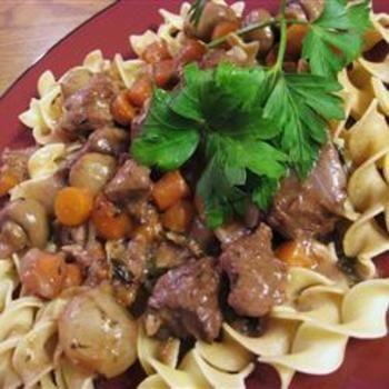Beef Bourguignon II: Casseroles Recipes, Beef Recipes, Crock Pots Recipes, Red Wine, Maine Dishes, Beef Bourguignon, Delicious Recipes, Bourguignon Ii, Ii Recipes