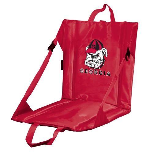 Georgia Bulldogs UGA Stadium Seat With Back