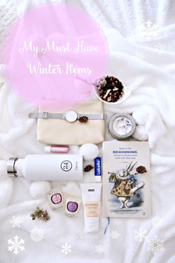 ❄️My Must Have Winter Items❄️