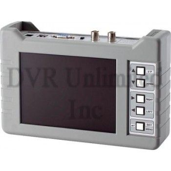 Ld Lfc56l Portable Camera Ptz Vga Tester With 5 6in Large Lcd Screen