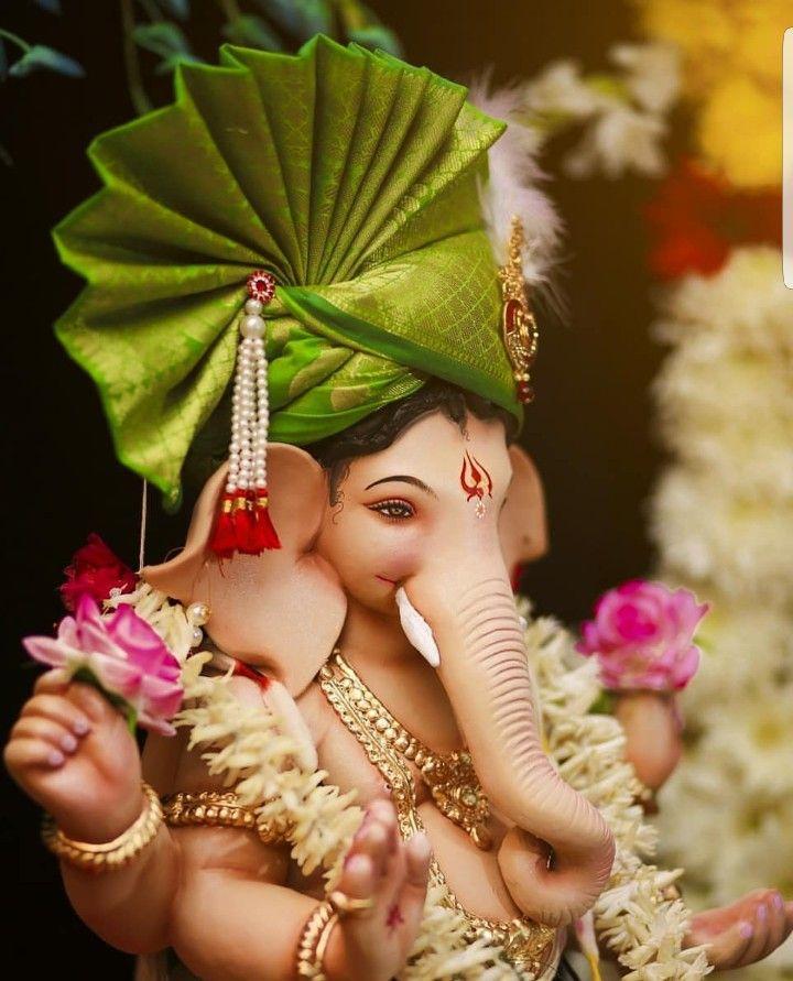 Pin By Veena A On Bappa In 2020 Ganesh Chaturthi Images Shri Ganesh Shree Ganesh