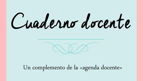 Un Rincón en la Clase: Nuestro cuaderno docente                                                                                                                                                     Más
