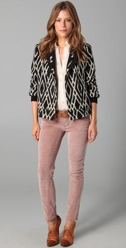 Tucker Zigzag Jacket